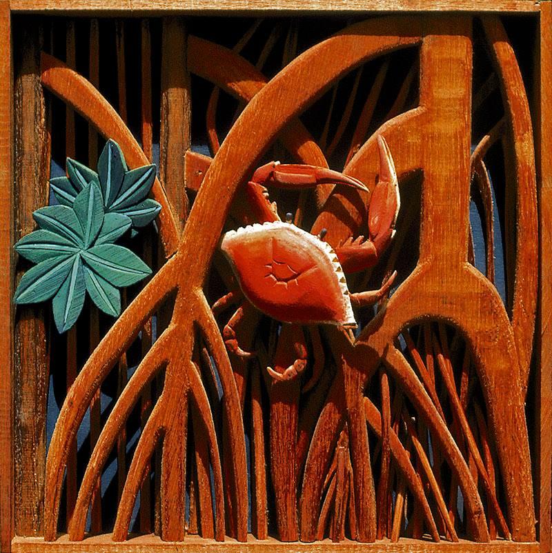 Manglar del cangrejo