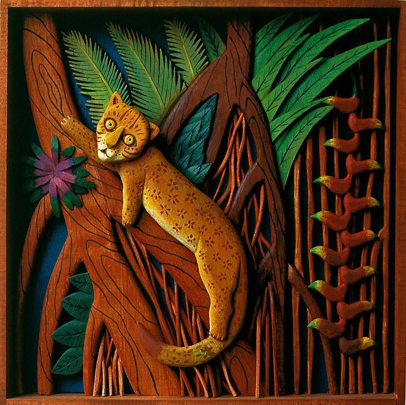 Manglar del jaguar
